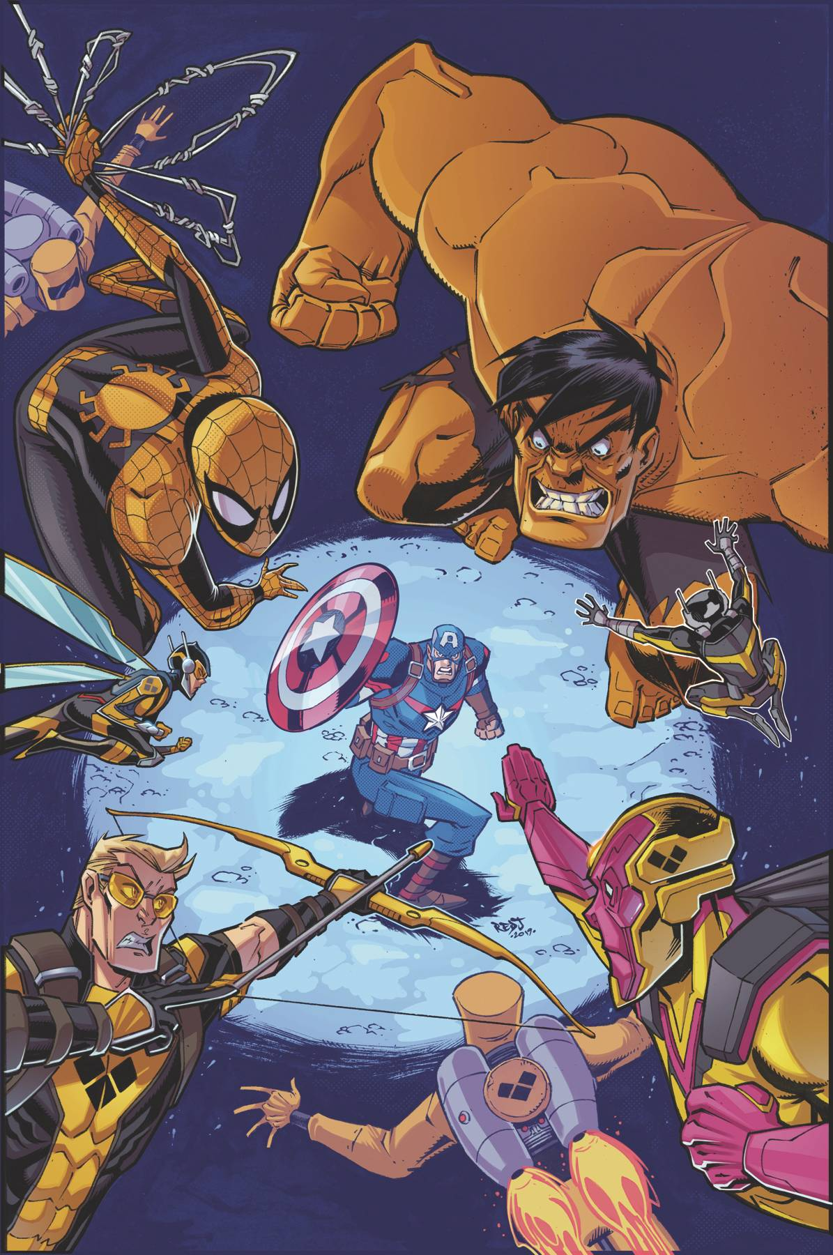 Marvel Action: Avengers #10 (2020)
