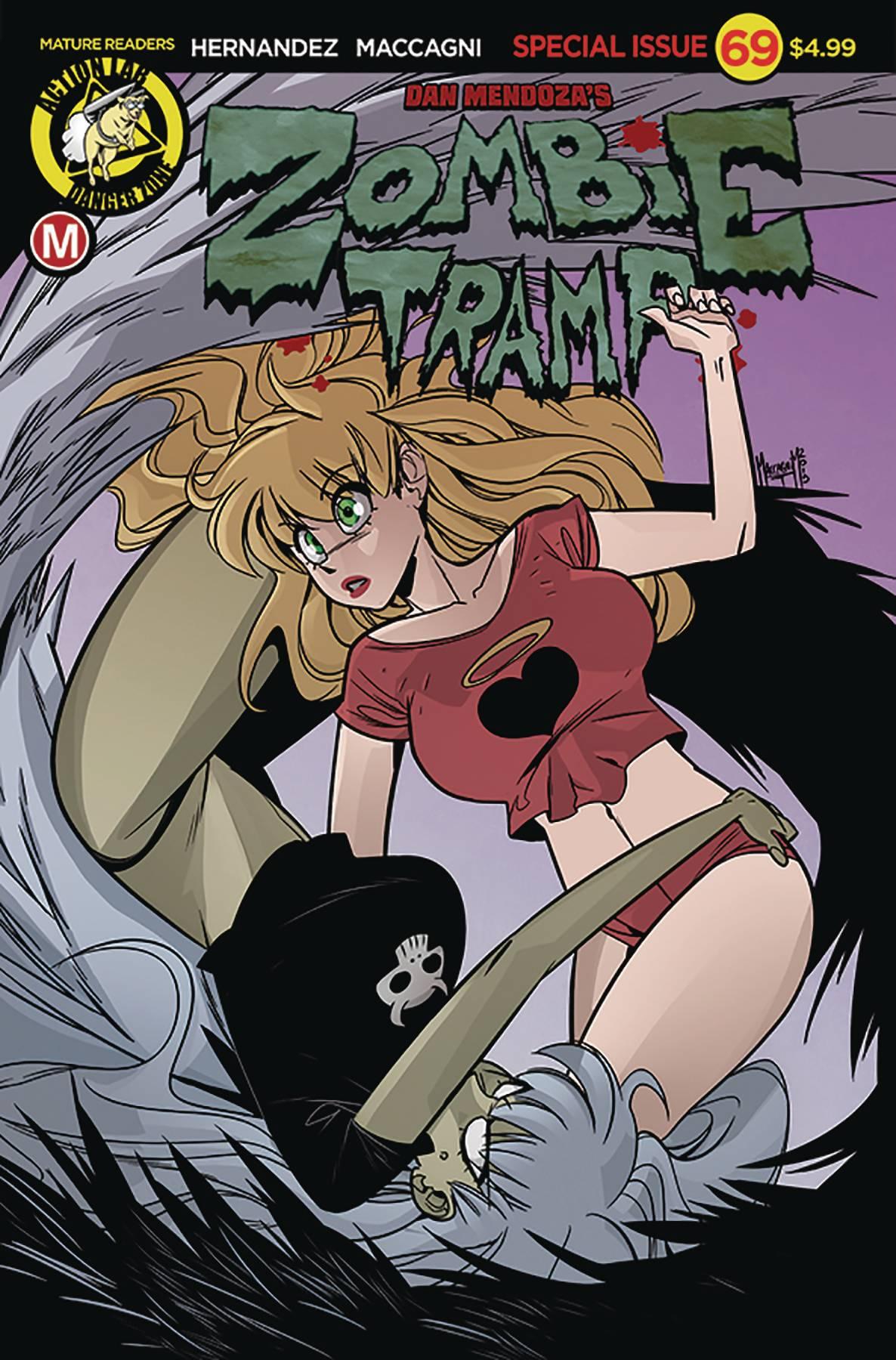 Zombie Tramp #69 (2020)
