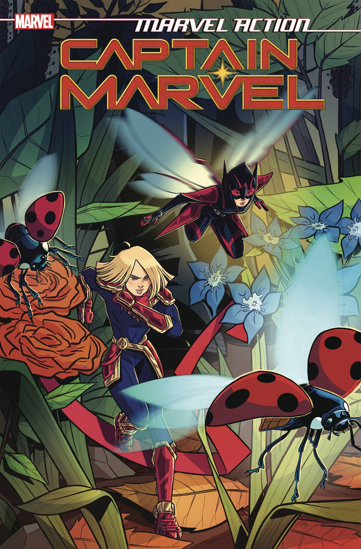 Marvel Action: Captain Marvel #5