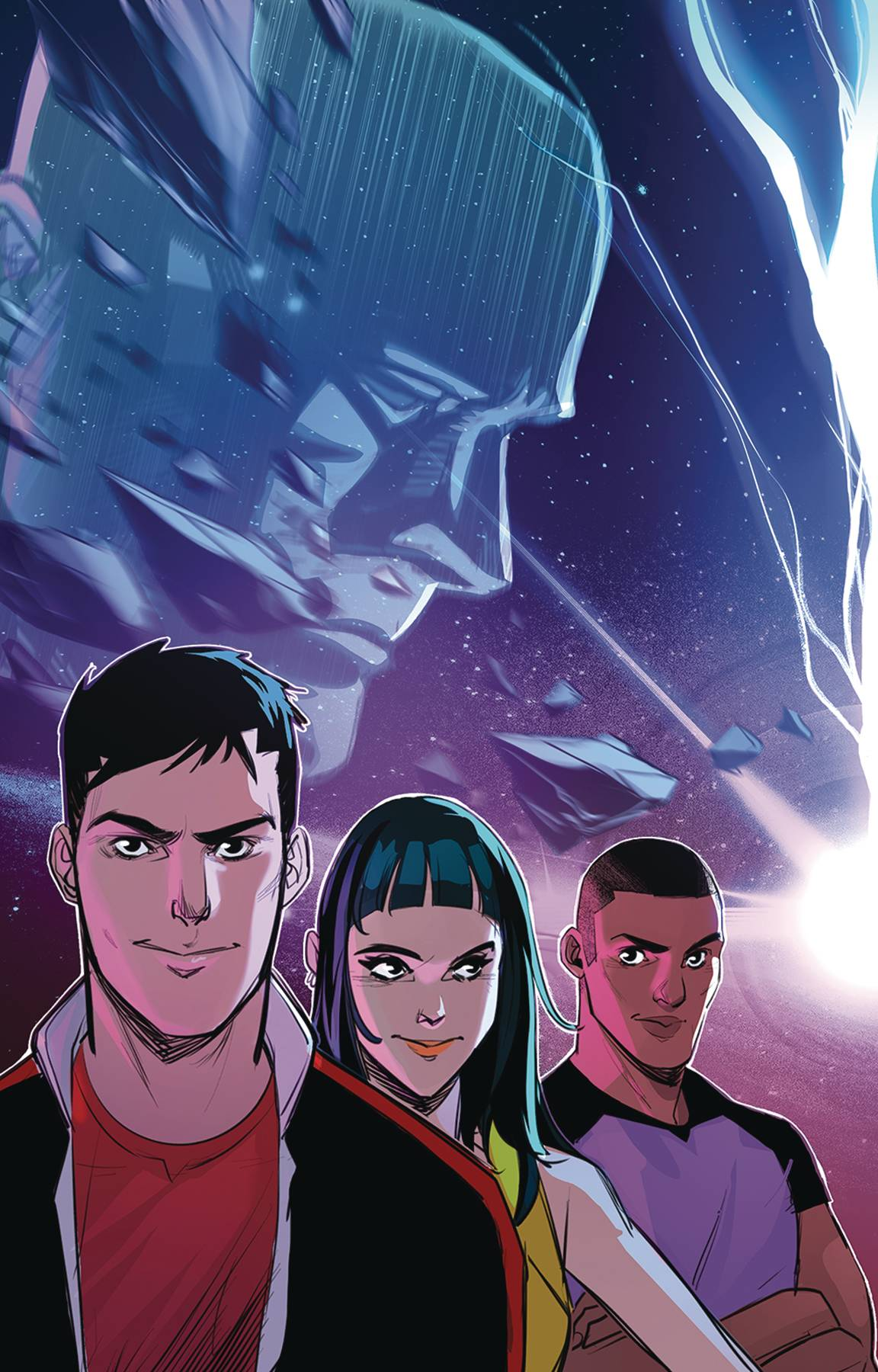 Go Go Power Rangers #31