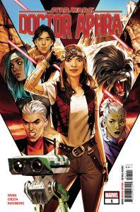 Star Wars: Doctor Aphra #1 (2020)