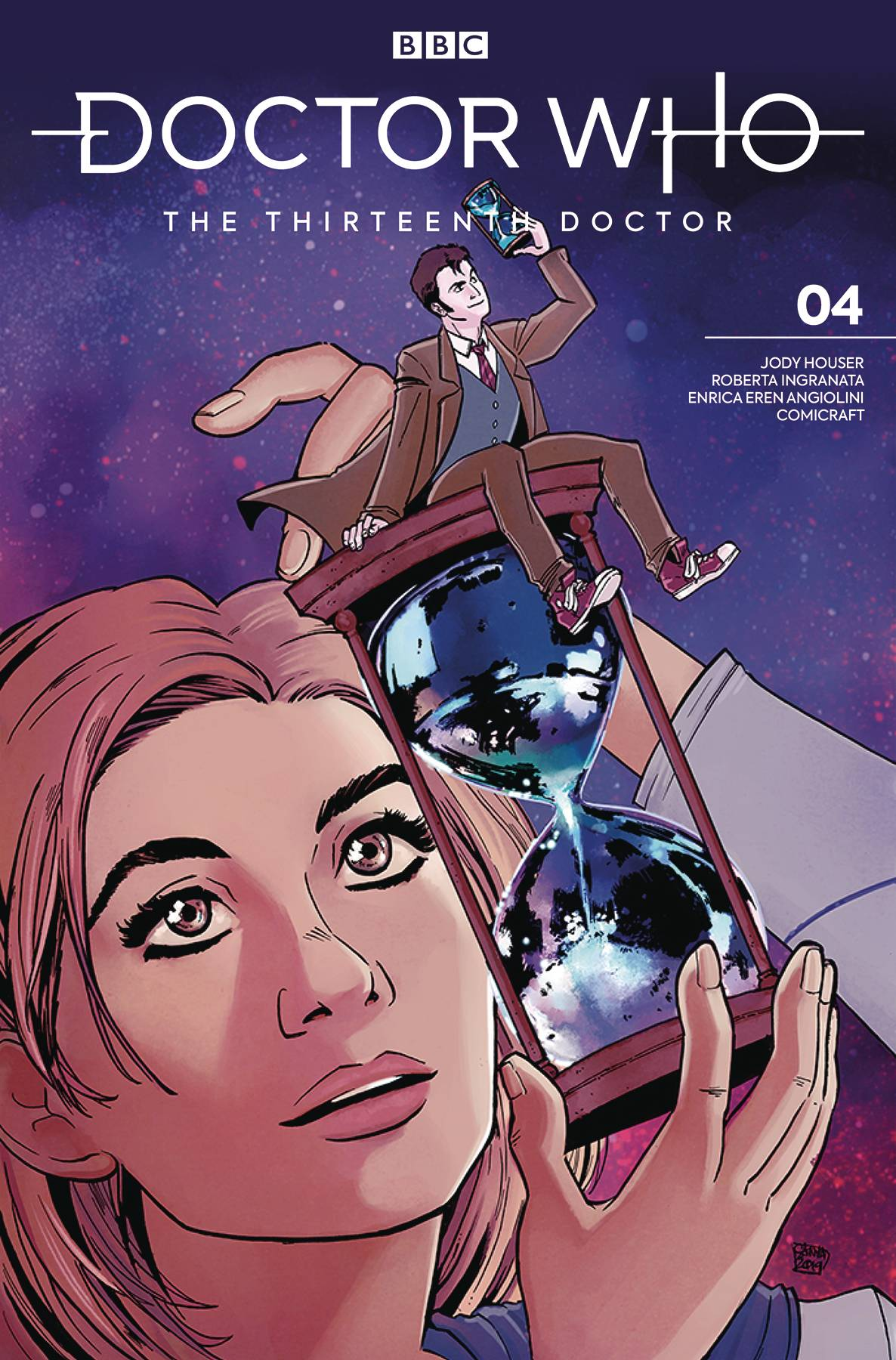 Doctor Who: The 13th Doctor - Season Two #4 (2020)