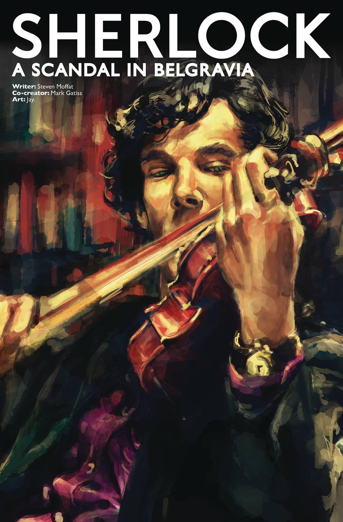 Sherlock: A Scandal In Belgravia #5 (2020)