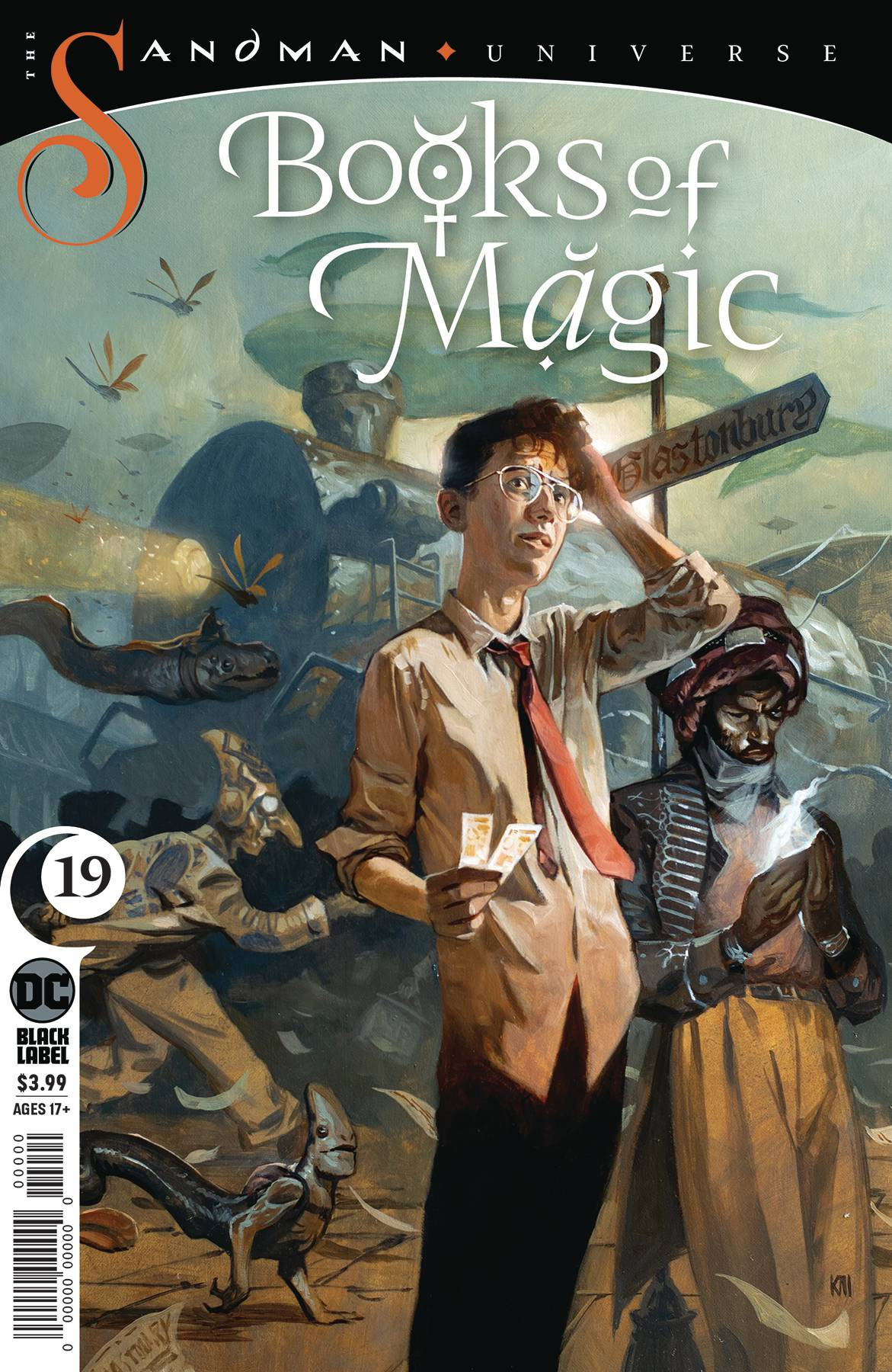 Books Of Magic #19 (2020)