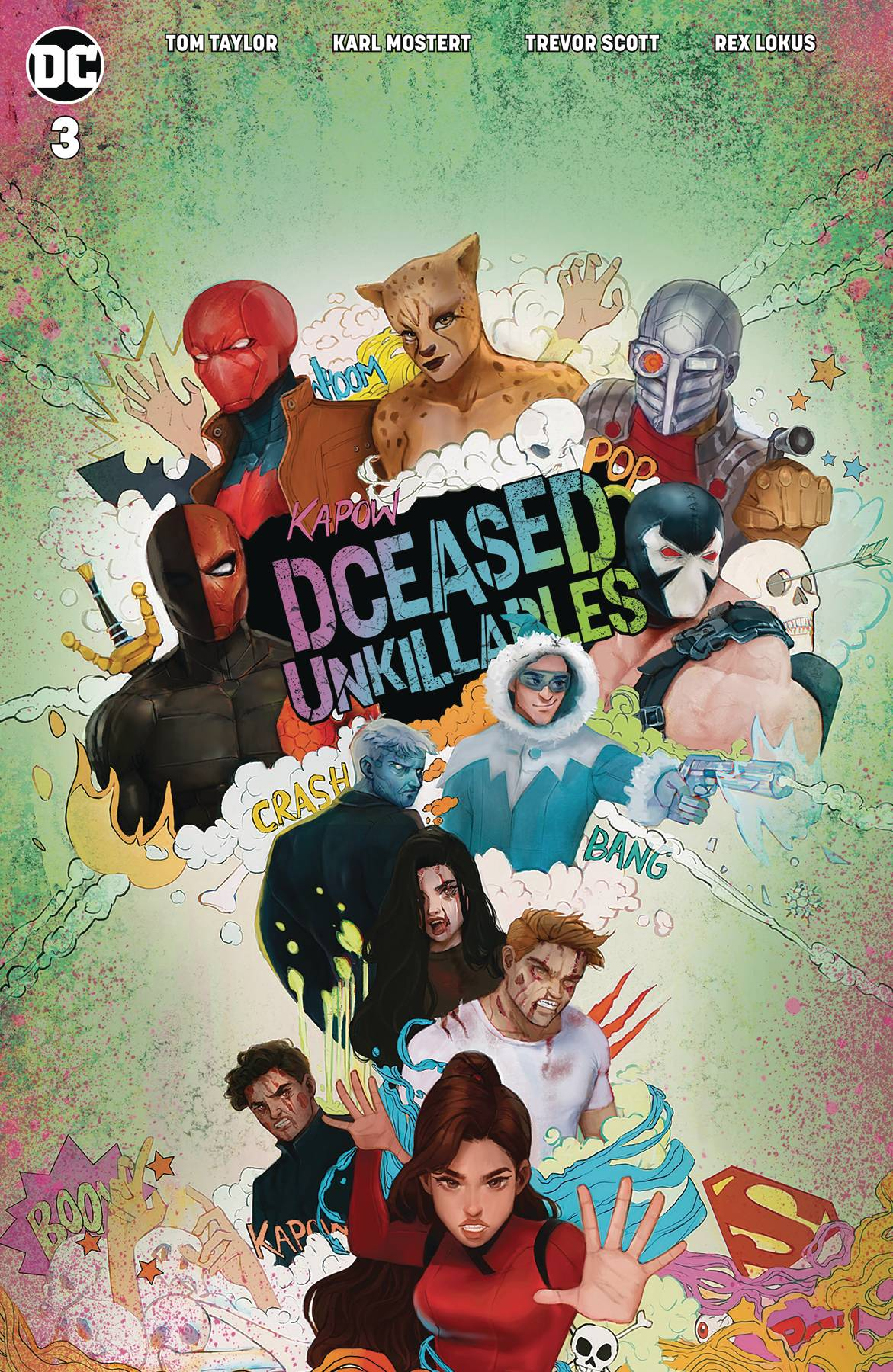 DCeased: The Unkillables #3 (2020)