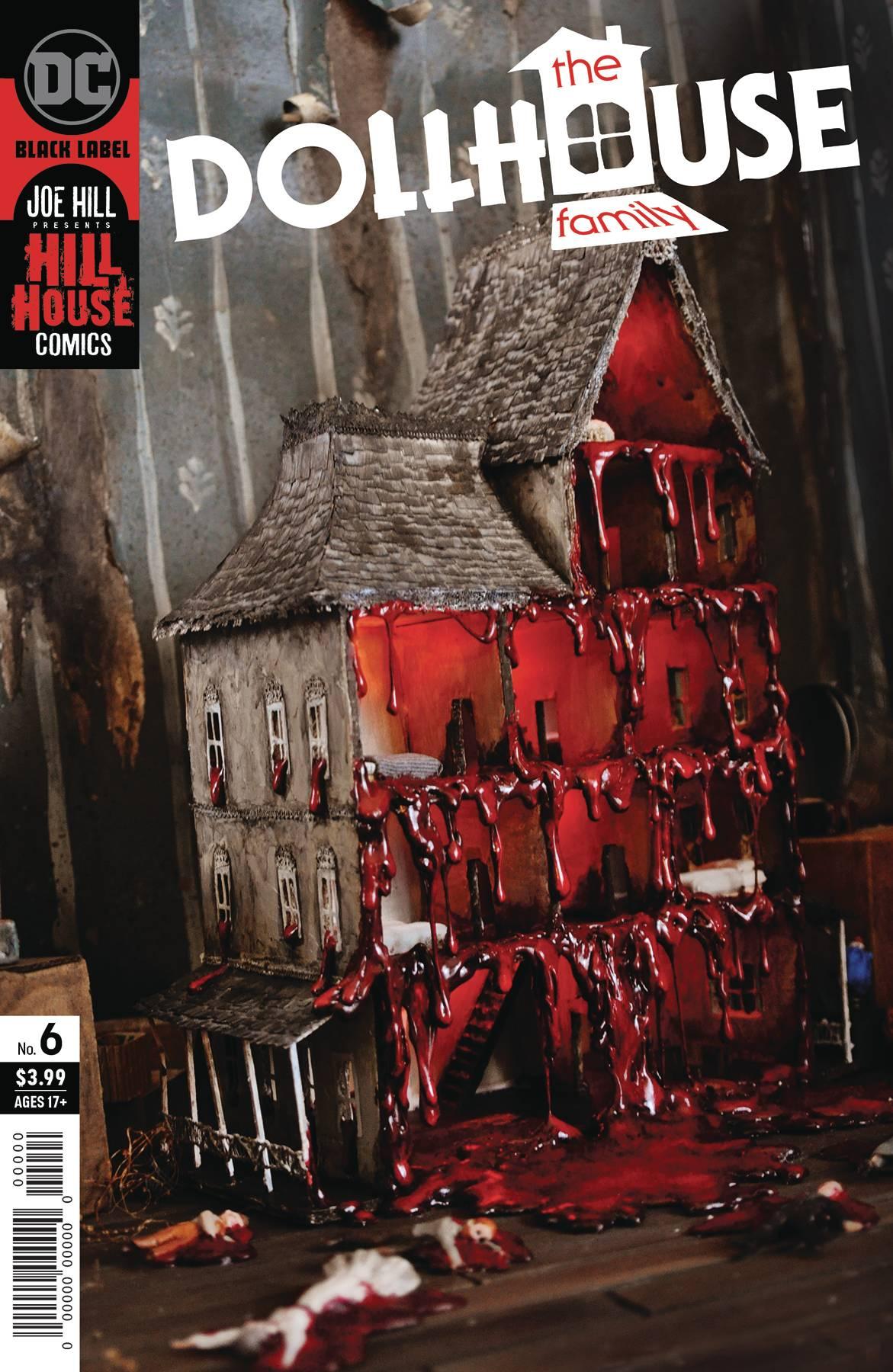 The Dollhouse Family #6 (2020)