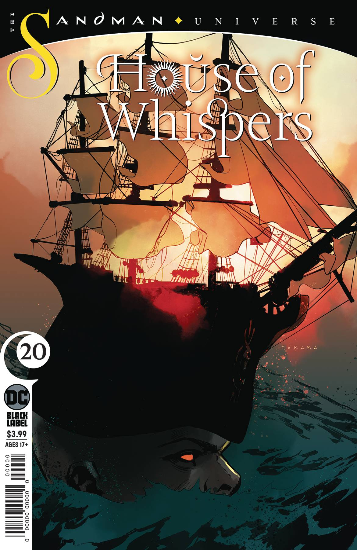House Of Whispers #20 (2020)