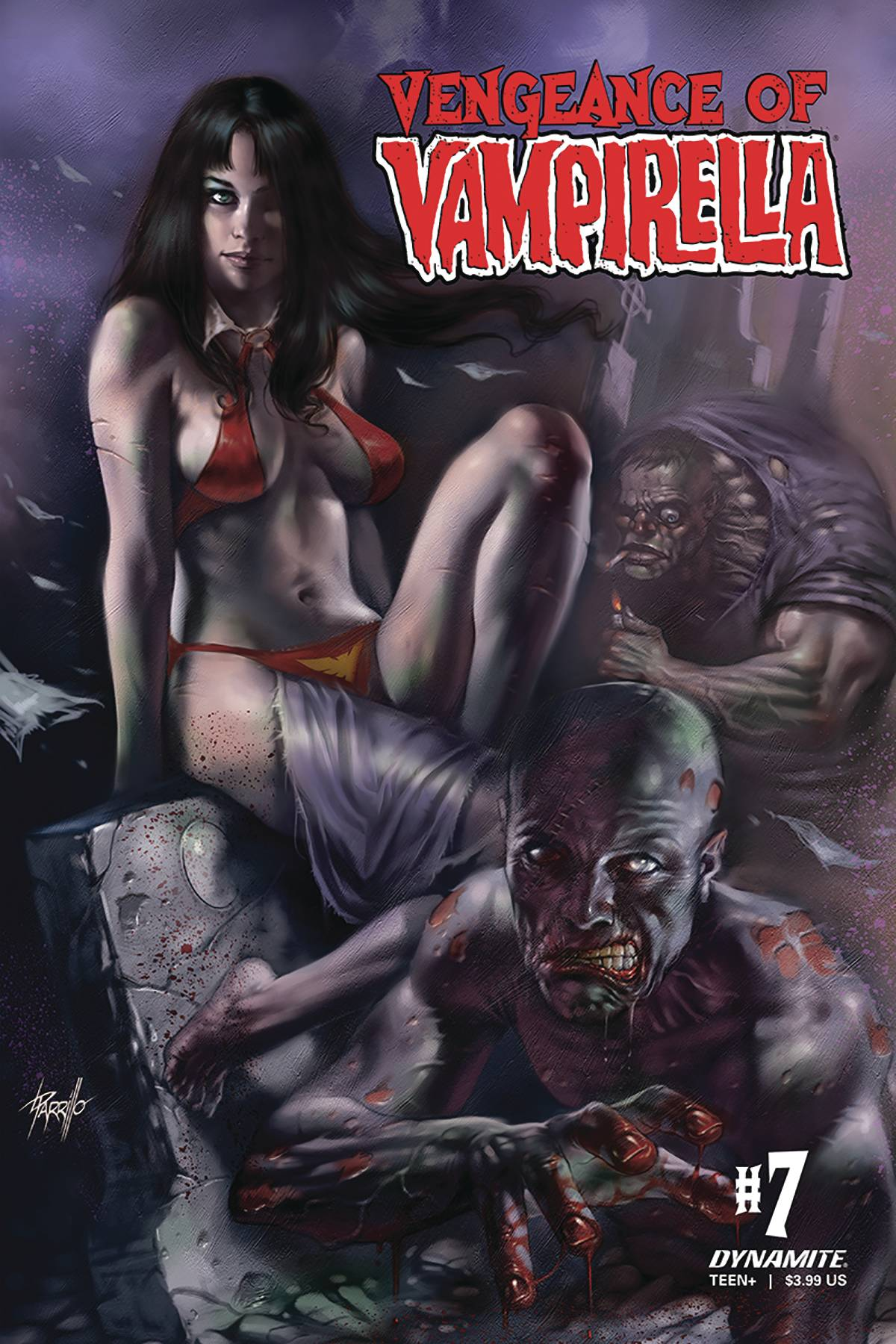 Vengeance Of Vampirella #7 (2020)