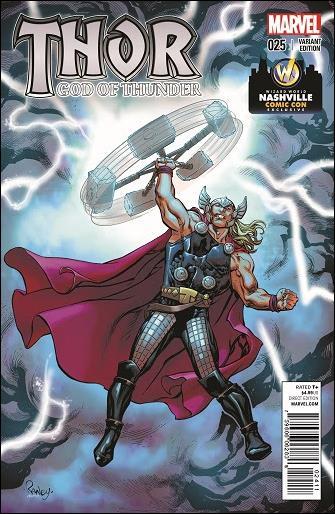 Thor: God of Thunder #25 (2014)