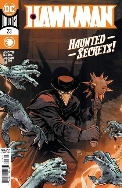 Hawkman #23 (2020)