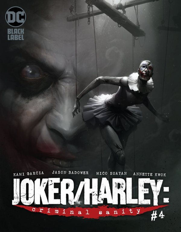 Joker/Harley: Criminal Sanity #4 (2020)