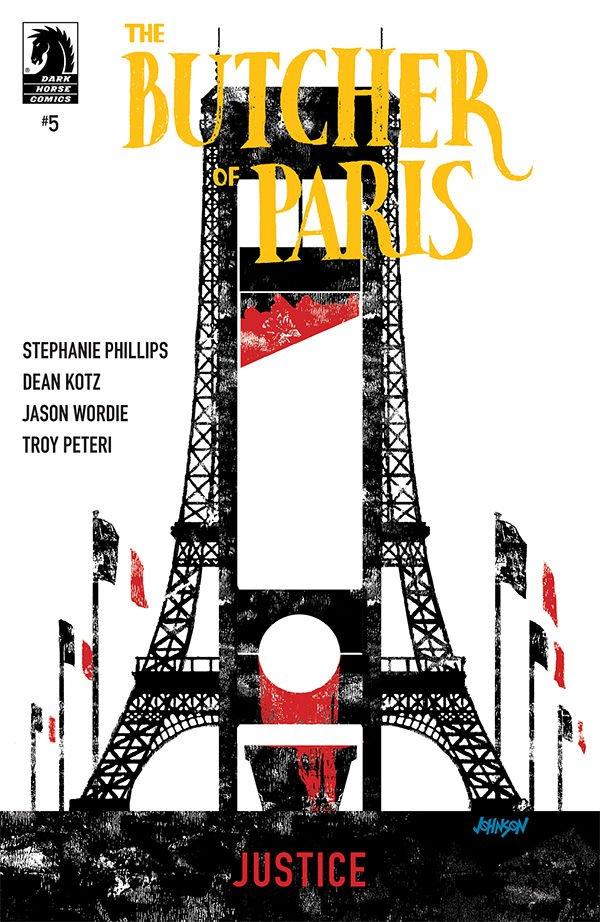 The Butcher Of Paris #5 (2020)