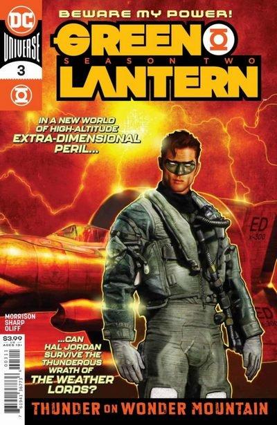 Green Lantern Season 2 #3 (2020)