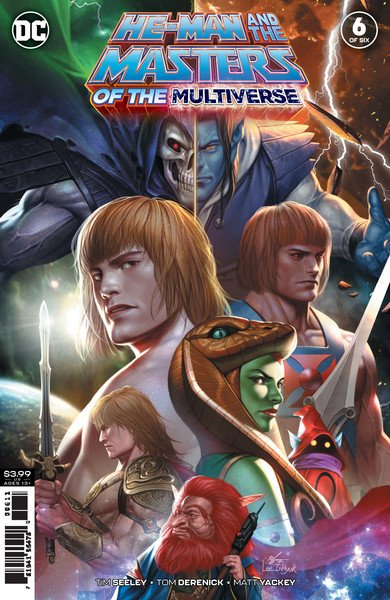 He-Man and the Masters Of The Multiverse #6 (2020)