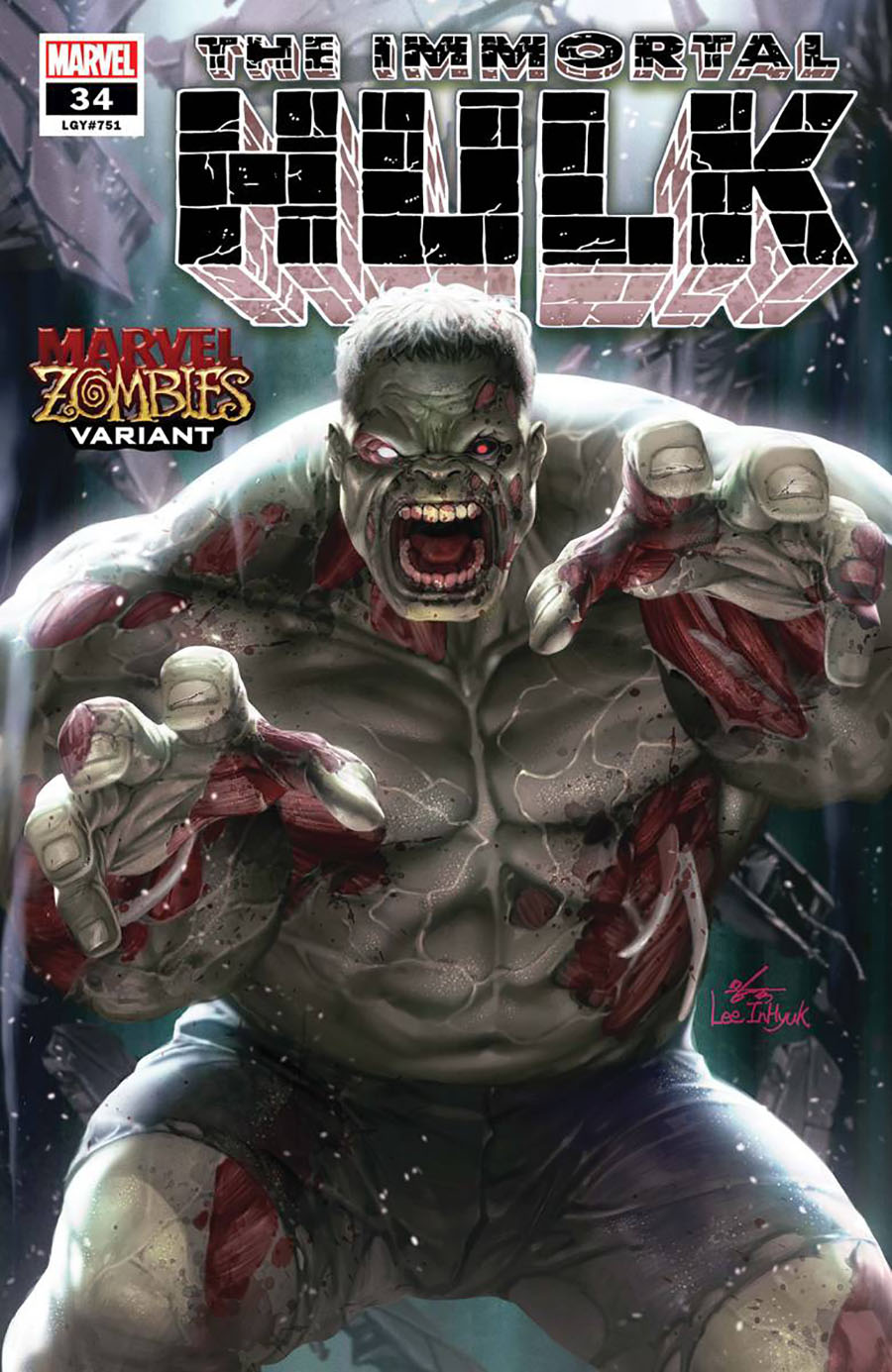 The Immortal Hulk #34 (2020)
