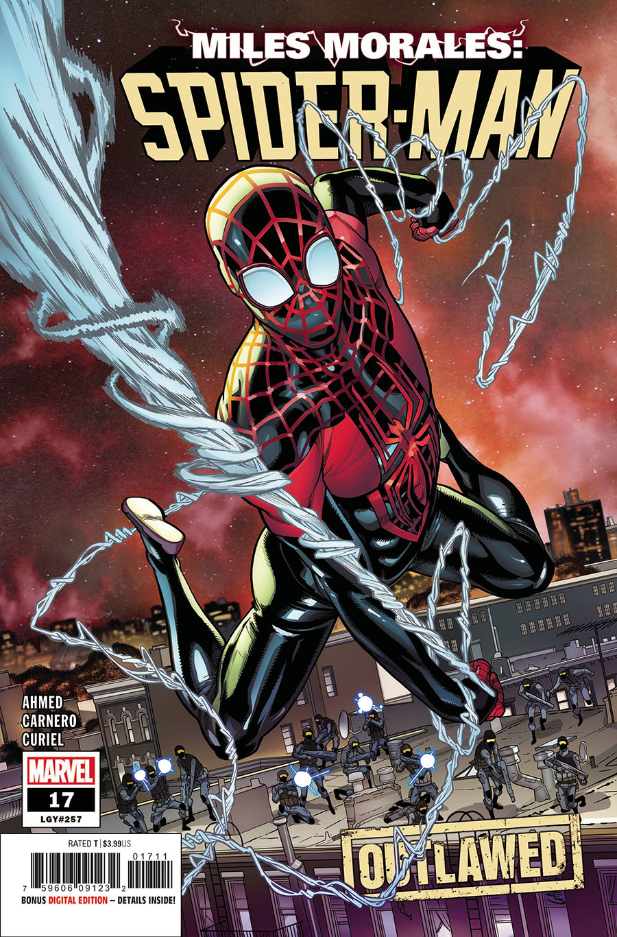 Miles Morales: Spider-Man #17 (2020)