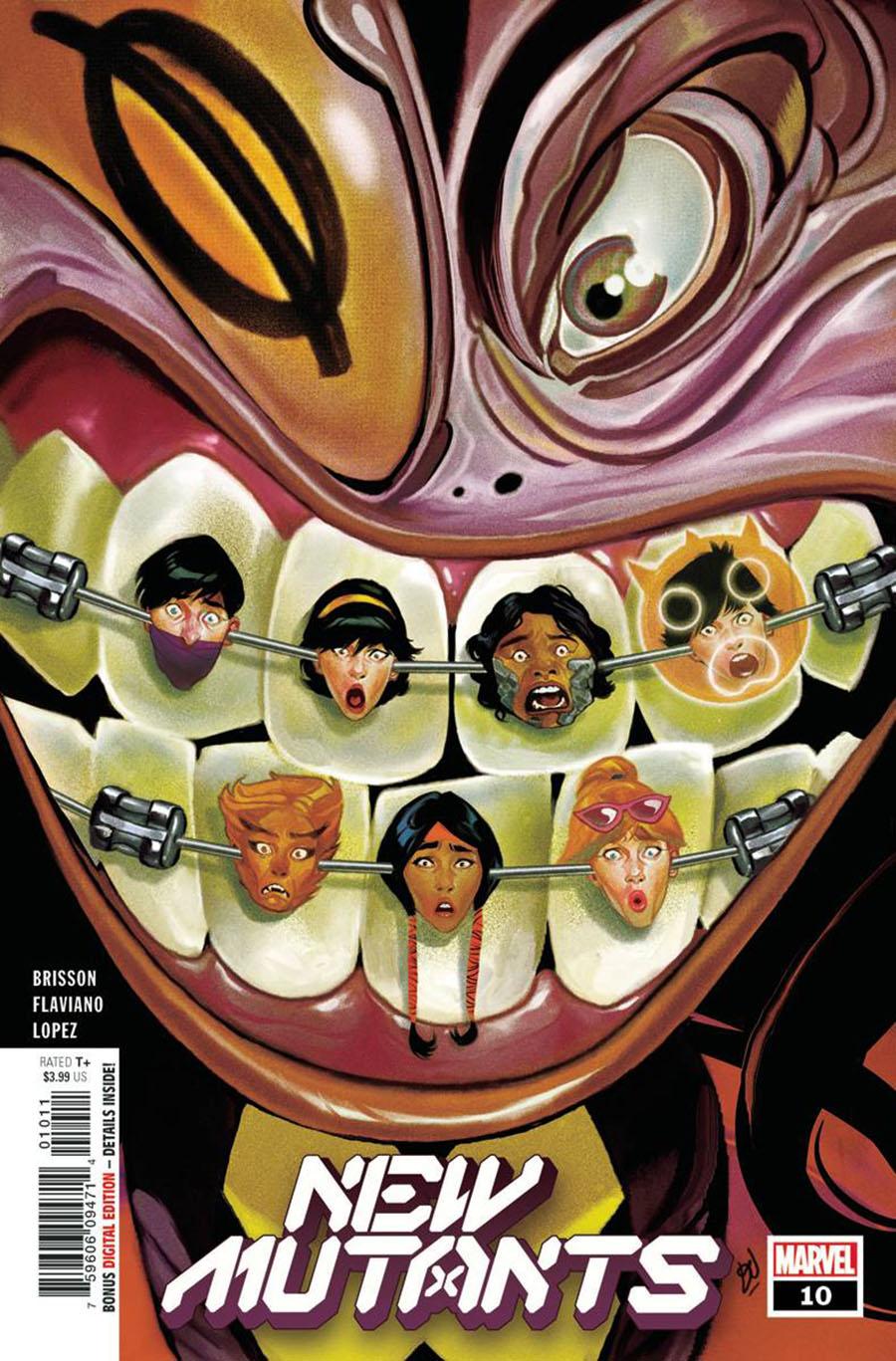 New Mutants #10 (2020)