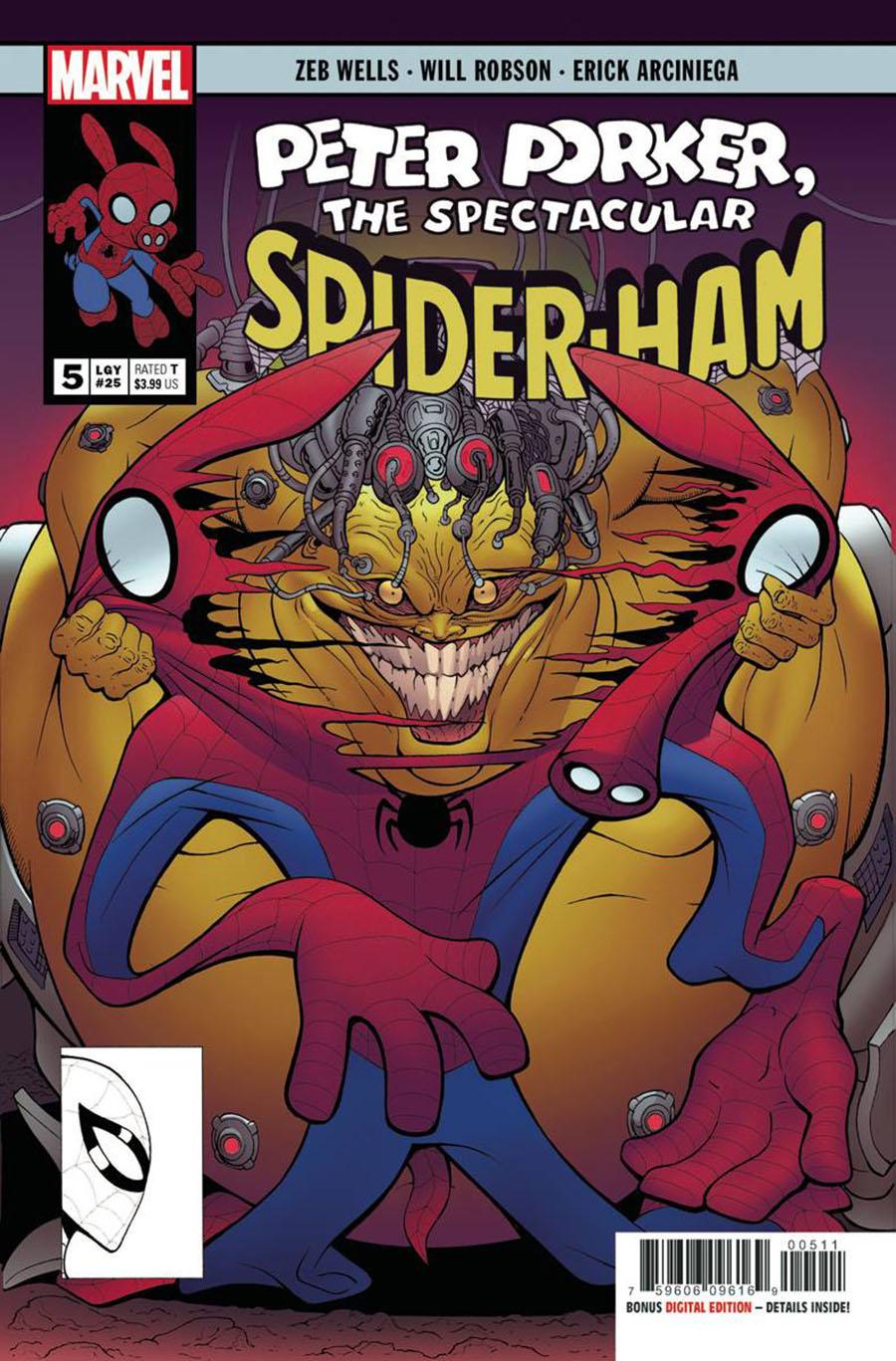 Spider-Ham #5 (2020)