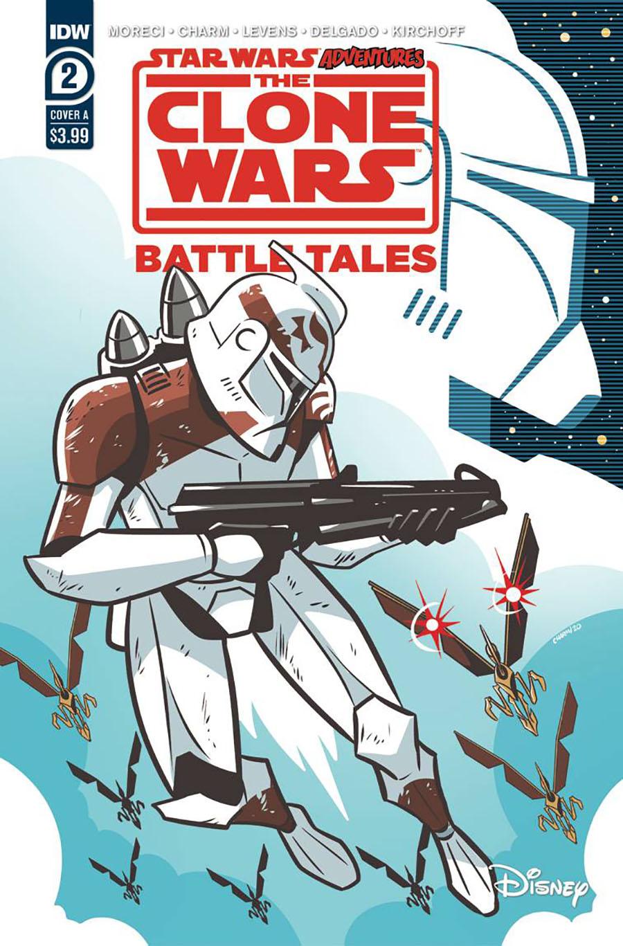 Star Wars Adventures: Clone Wars #2 (2020)