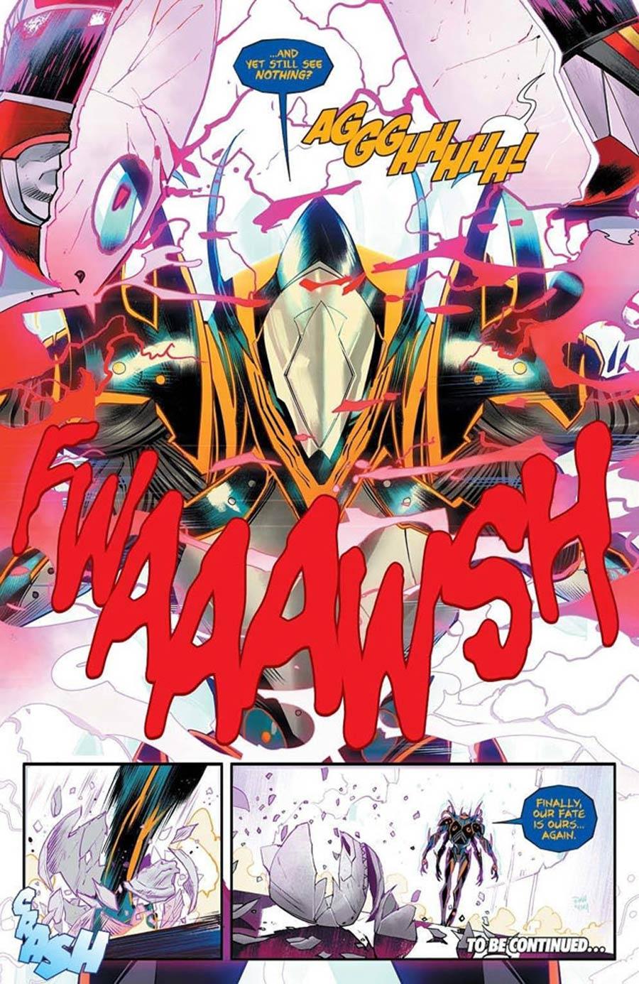Mighty Morphin Power Rangers #50 (2020)