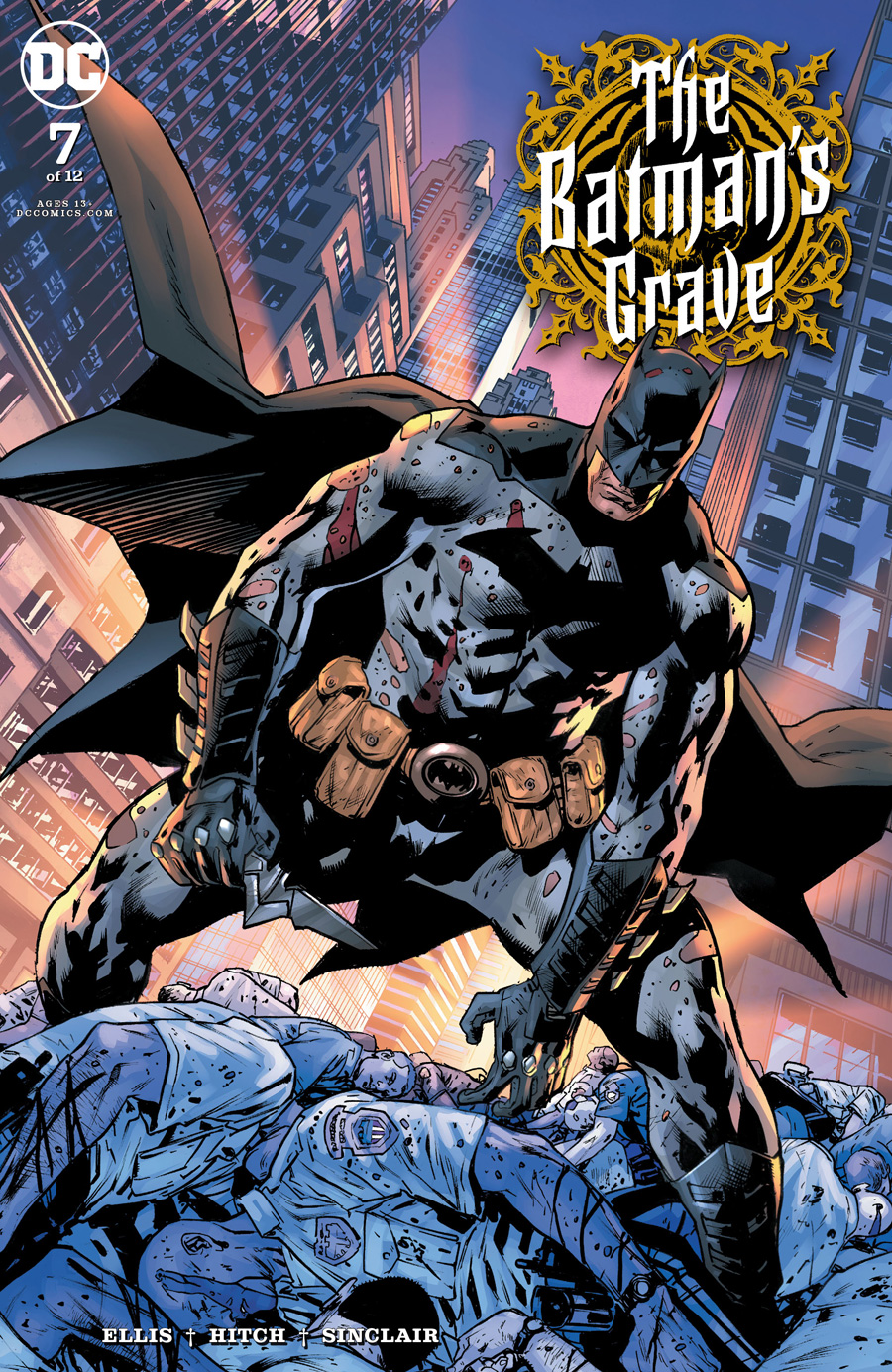 The Batman's Grave #7 (2020)