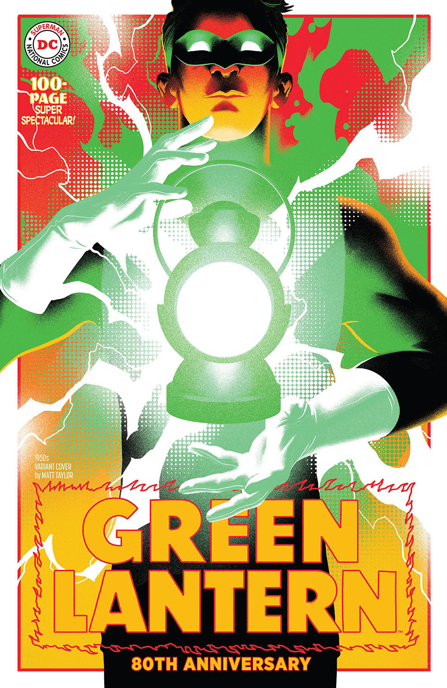 Green Lantern 80th Anniversary 100-Page Super Spectacular #1 (2020)