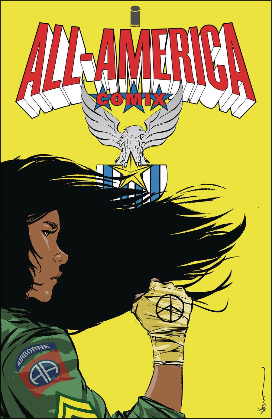 All-American Comix #1