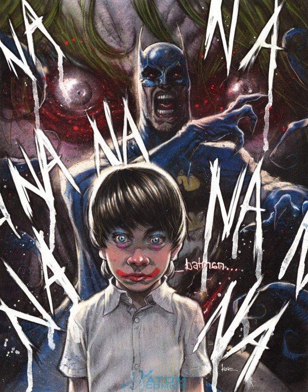 Batman: The Smile Killer #1 (2020)