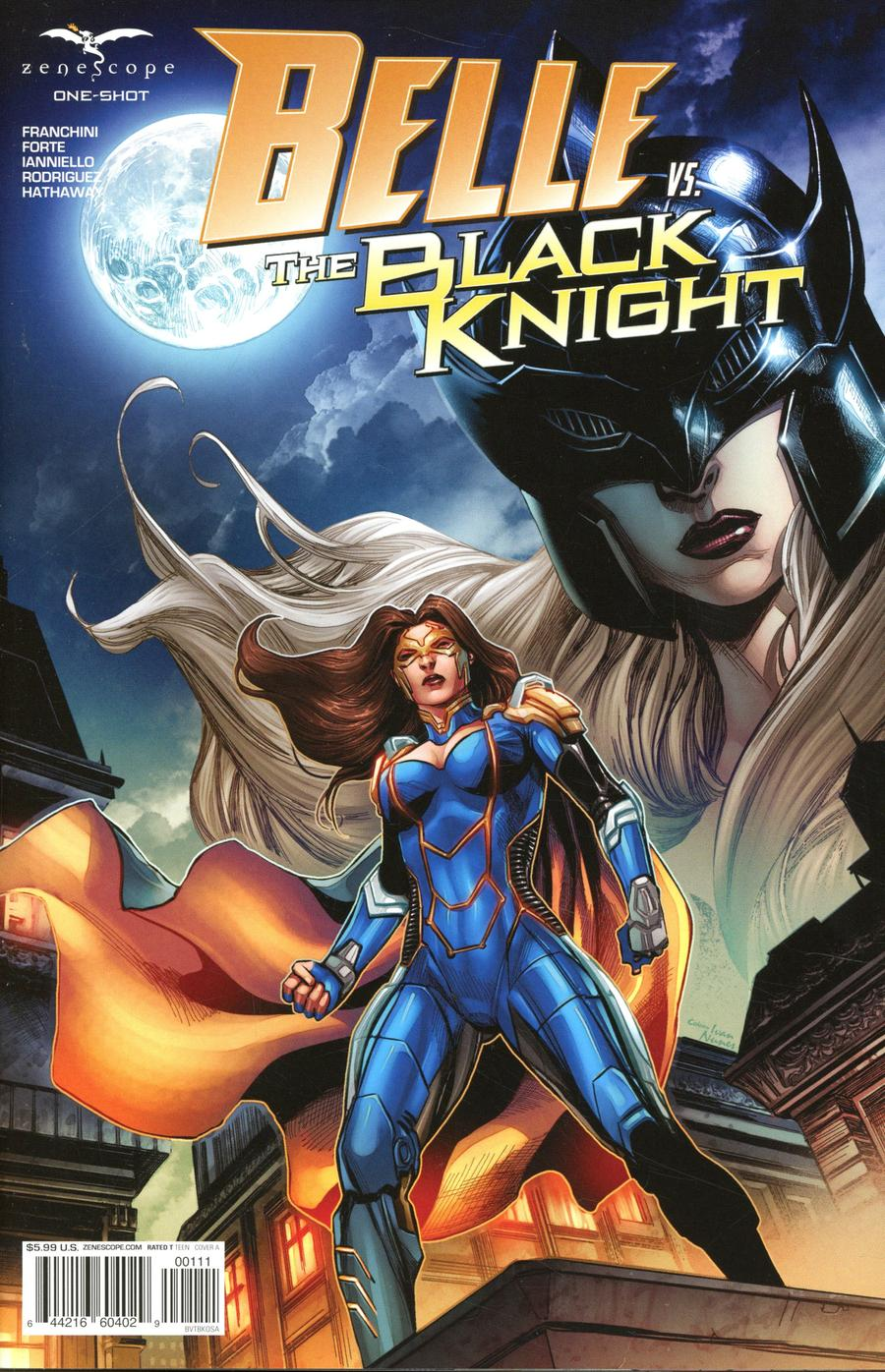 Belle vs Black Knight (One Shot) #1 (2020)
