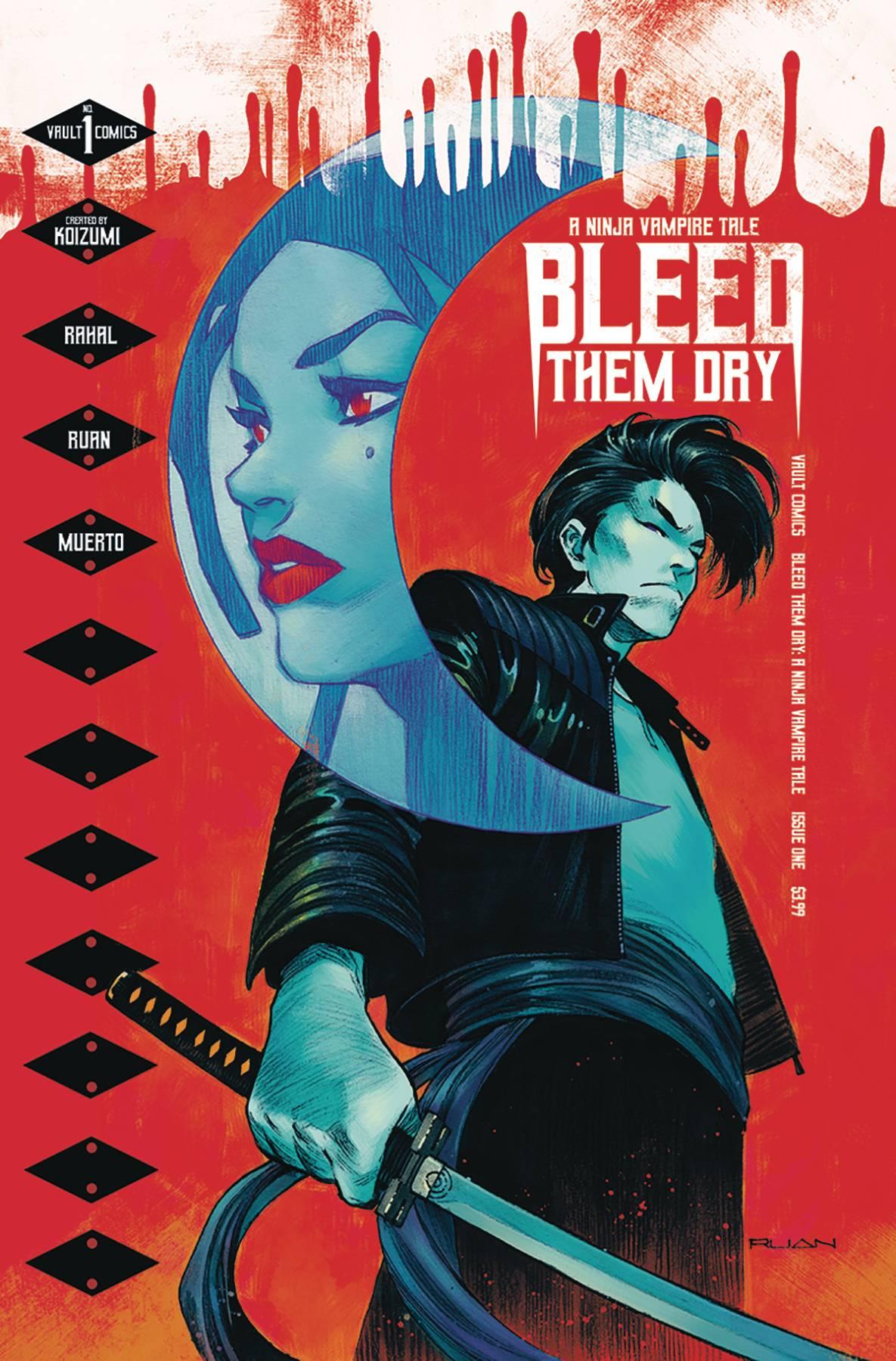 Bleed Them Dry #1 (2020)