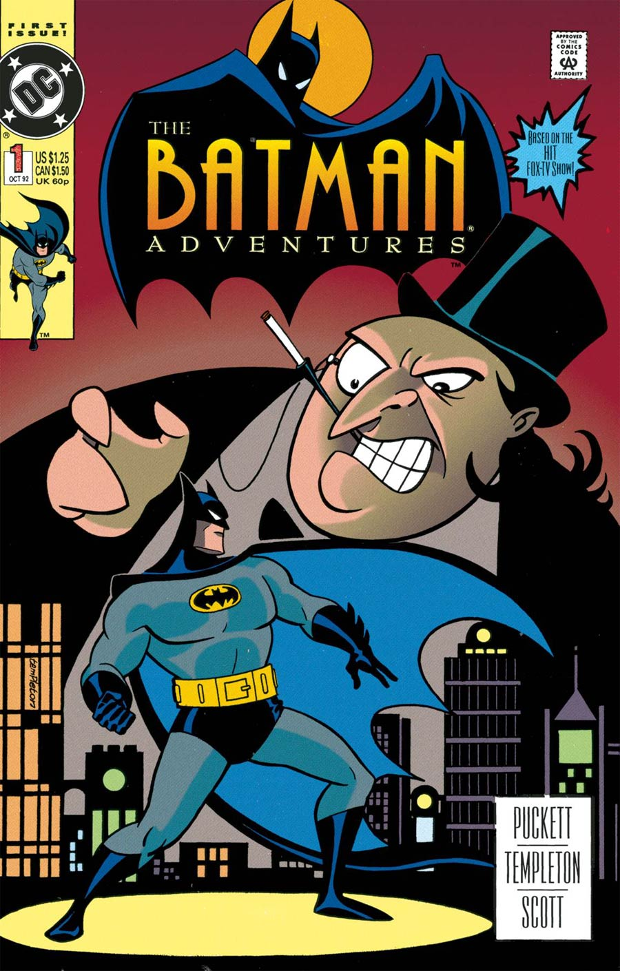 DC Classics: Batman Adventures #1 (2020)