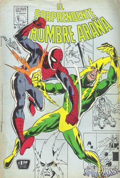 El Sorprendente Hombre Araña #135 (1972)