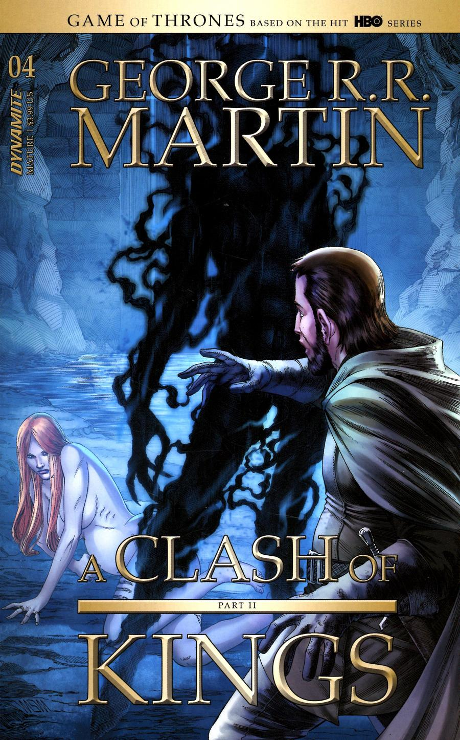 George RR Martin's A Clash Of Kings #4 (2020)