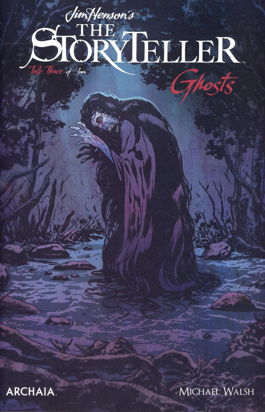 Jim Henson's Storyteller: Ghosts #3