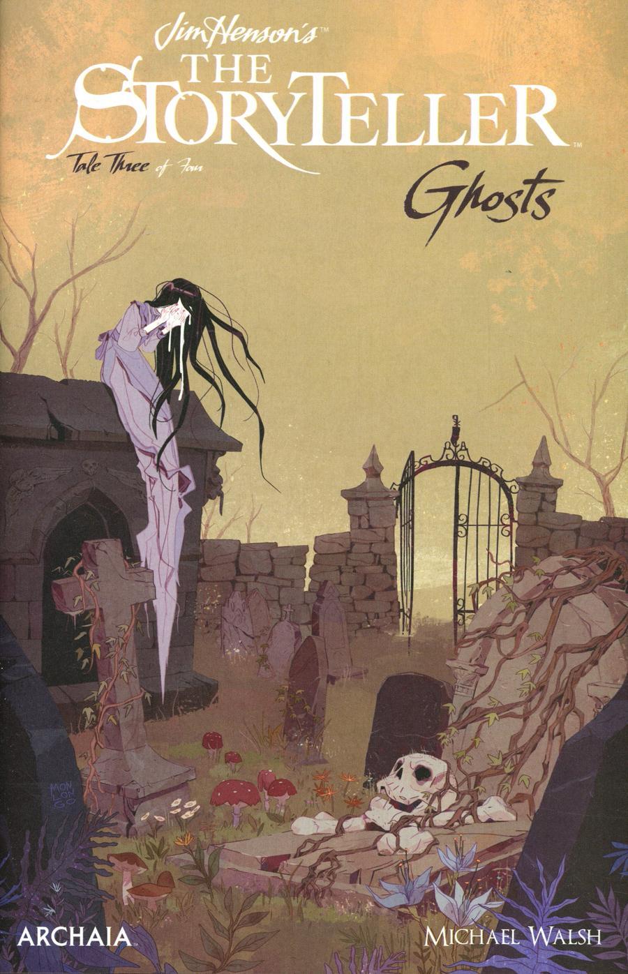 Jim Henson's Storyteller: Ghosts #3 (2020)