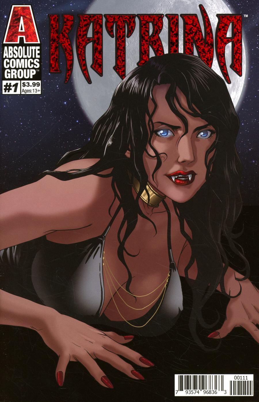 Katrina #1 (2020)