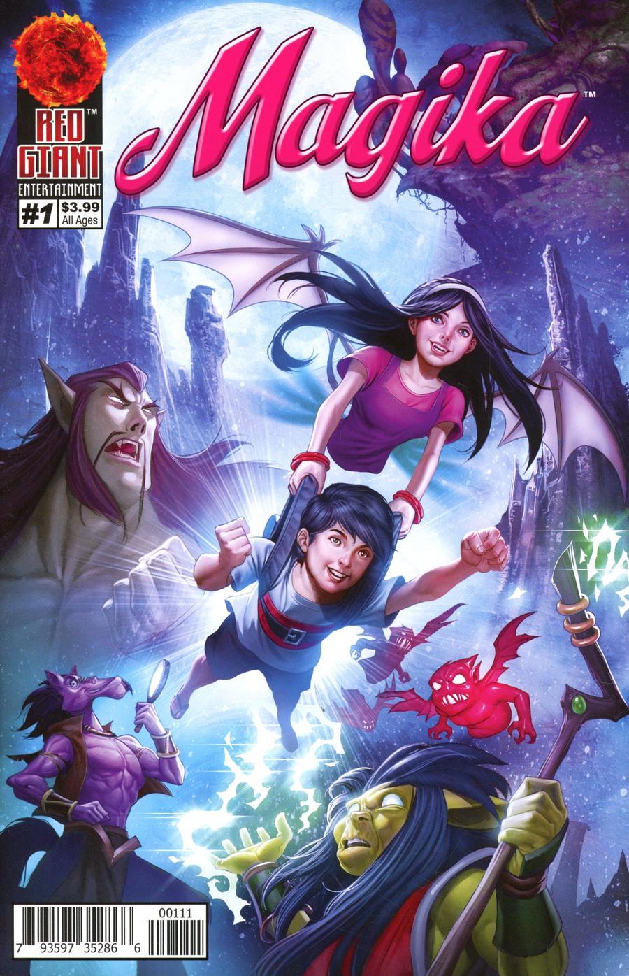 Magika #1 (2020)