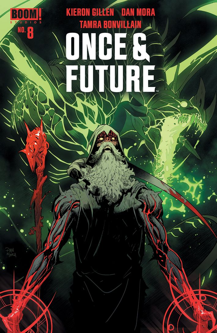 Once & Future #8 (2020)