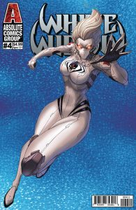 White Widow #4 (2020)