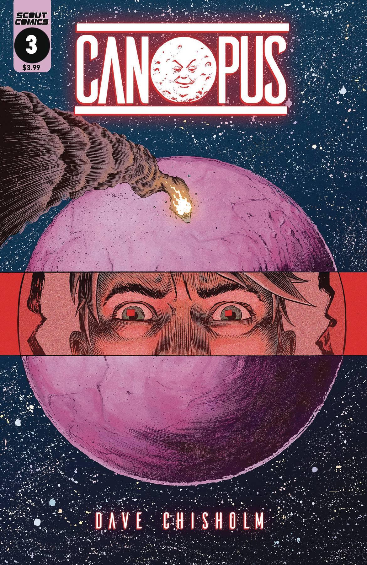 Canopus #3 (2020)