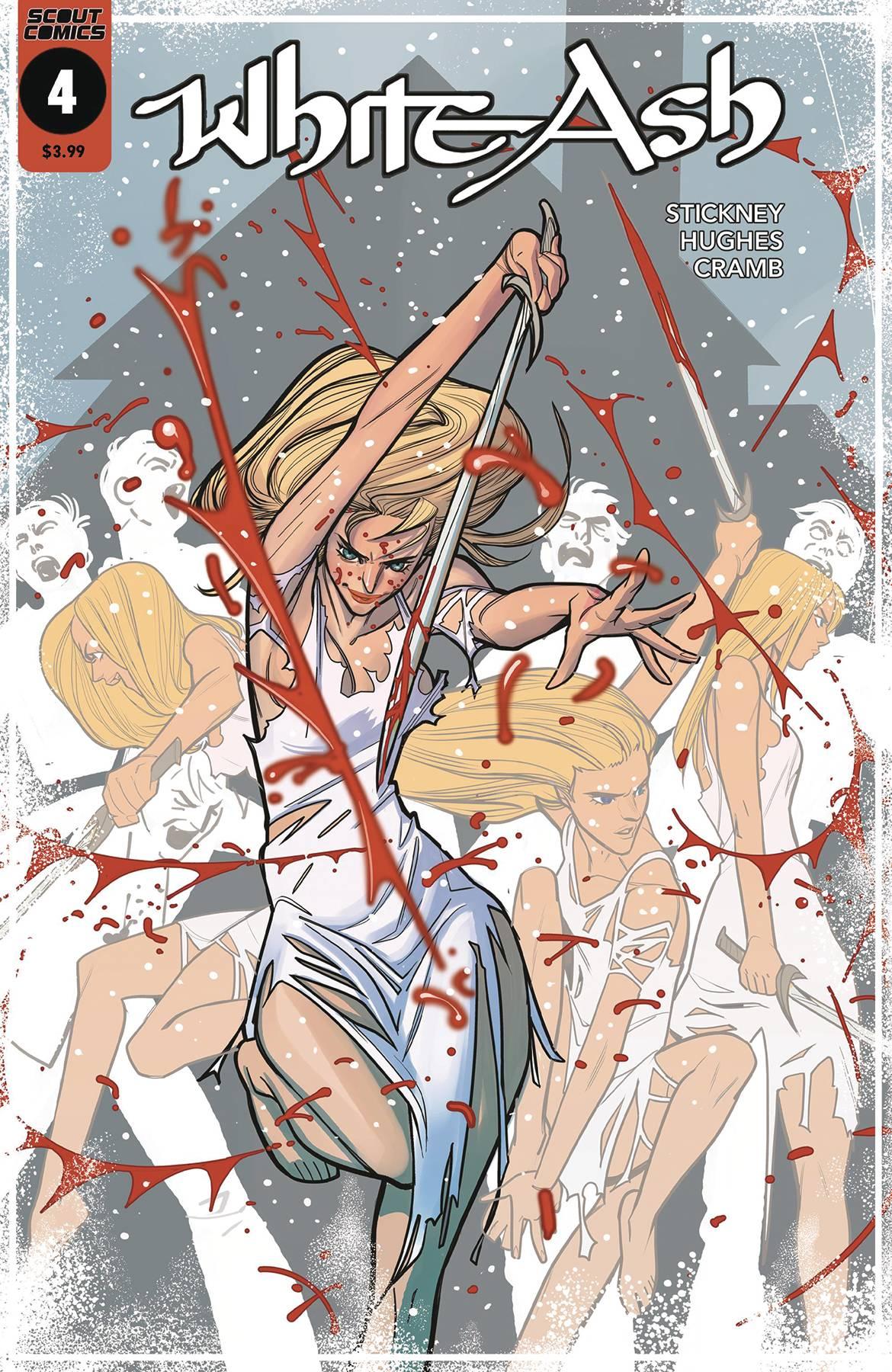 White Ash #4 (2020)