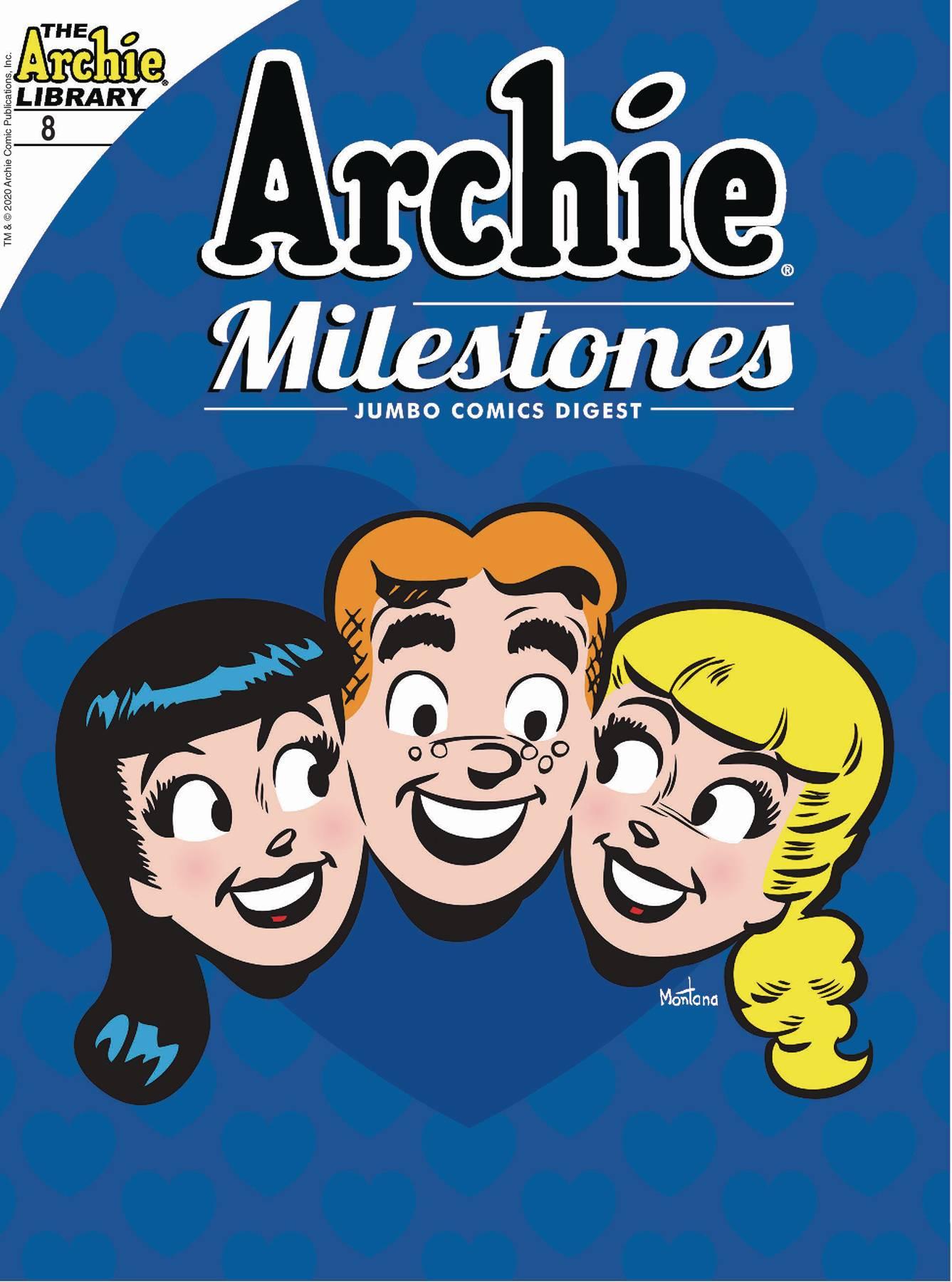 Archie Milestones Jumbo Comics Digest #8 (2020)