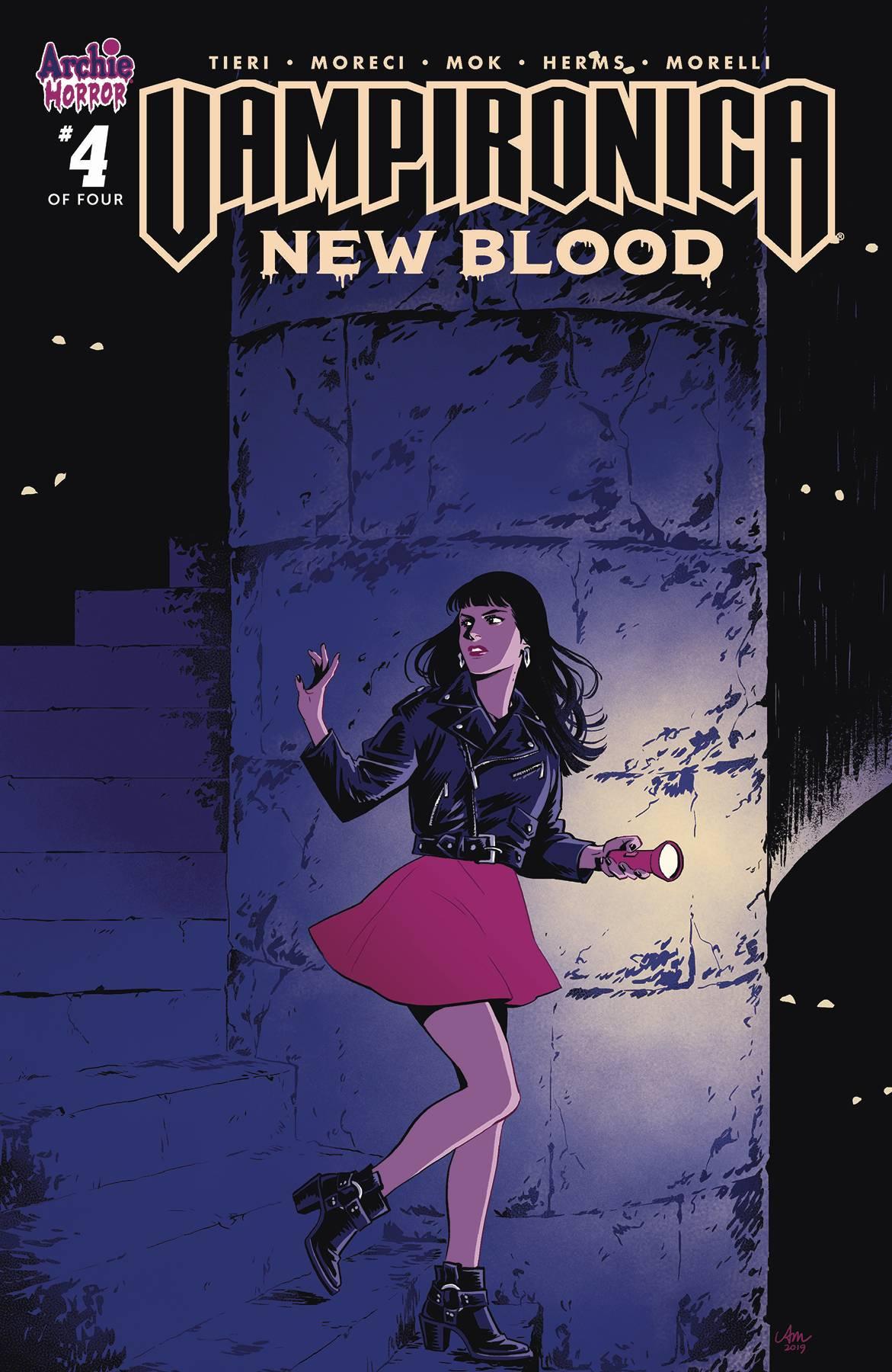 Vampironica: New Blood #4 (2020)