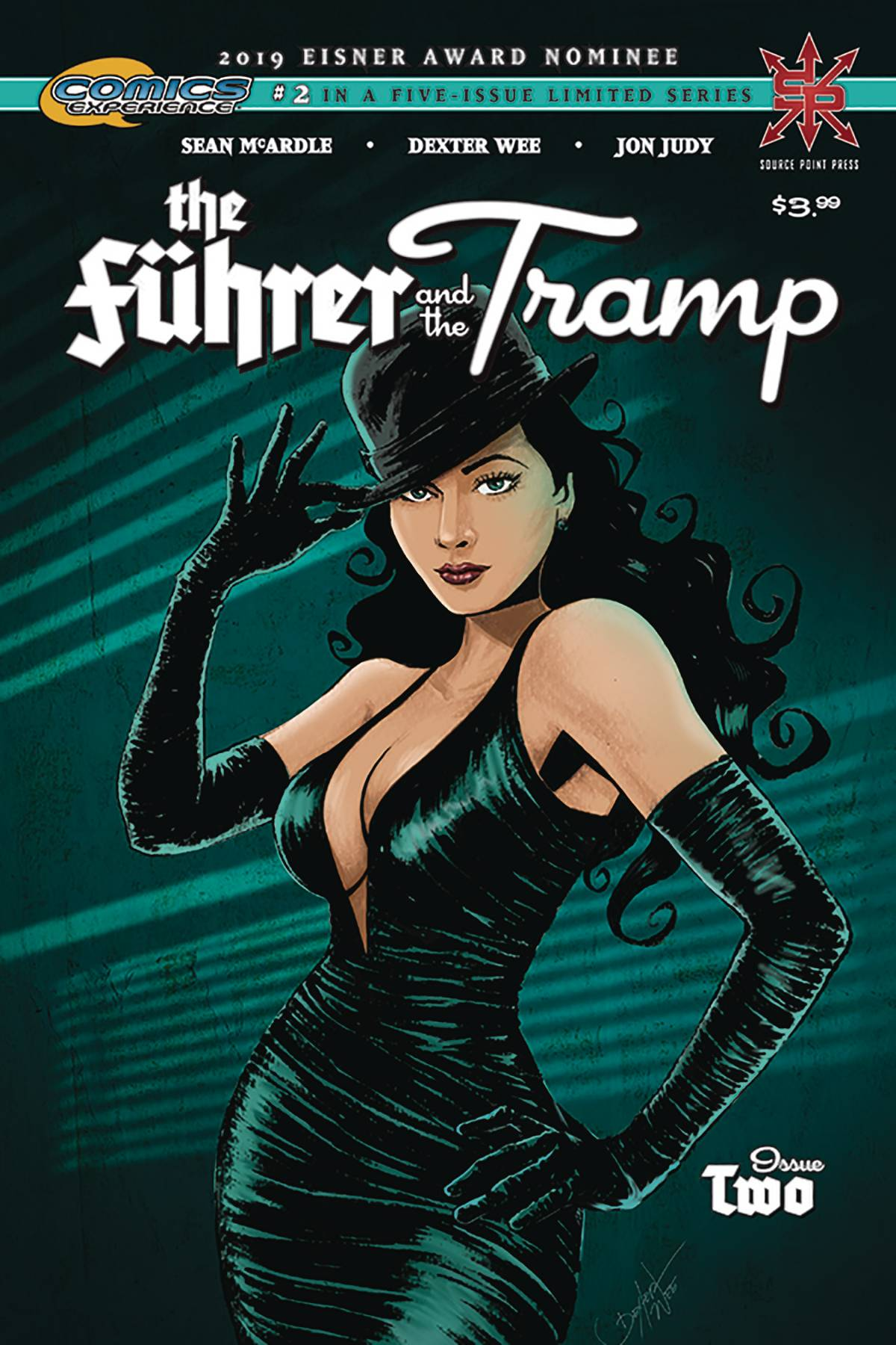 The Fuhrer and the Tramp #2 (2020)