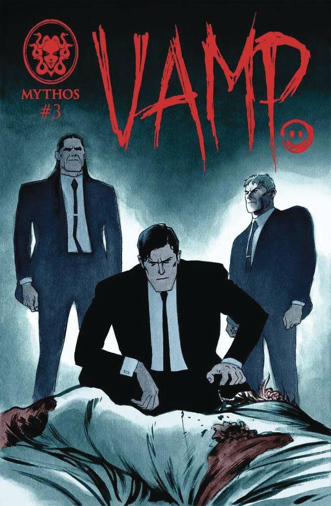 Vamp #3 (2020)