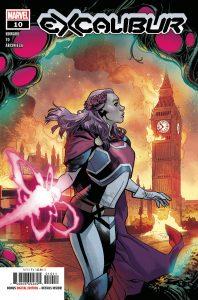 Excalibur #10 (2020)