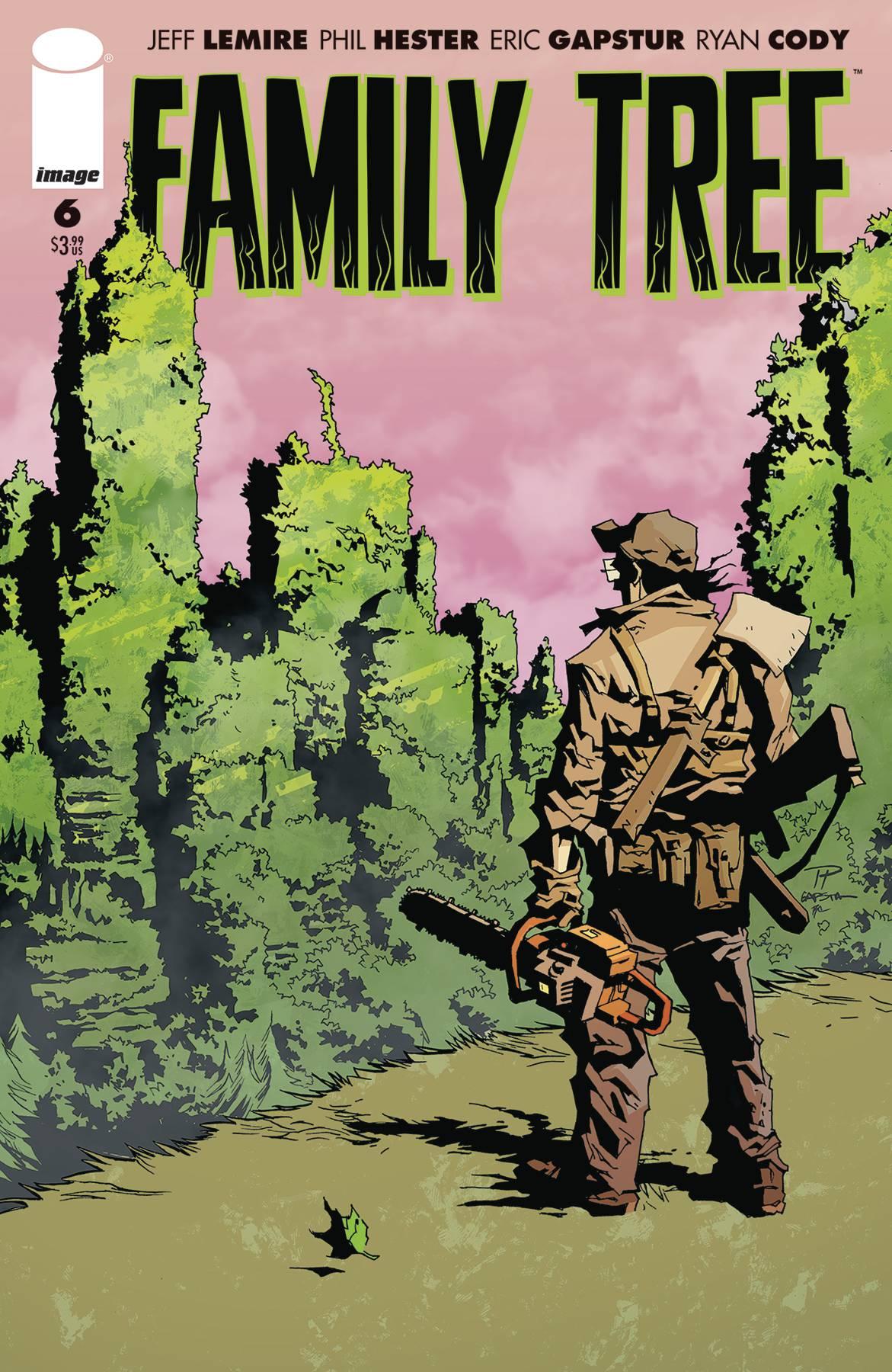 Family Tree #6 (2020)