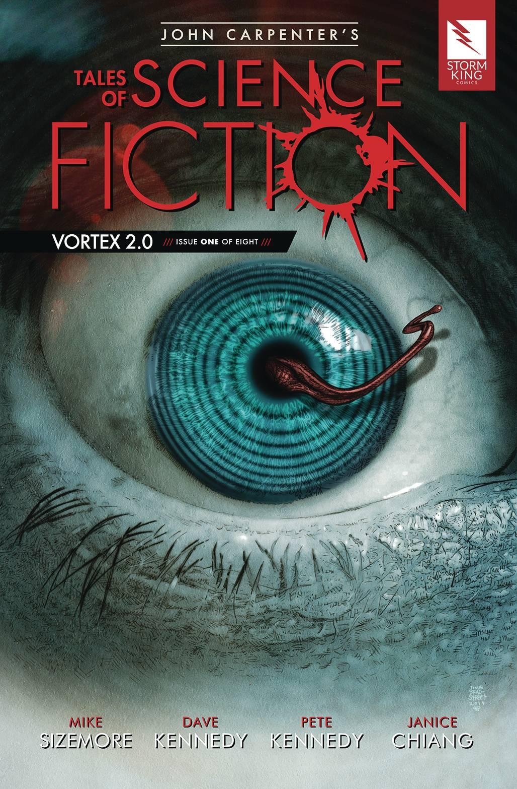 John Carpenter's Tales Science Fiction: Vortex 2 #1 (2020)