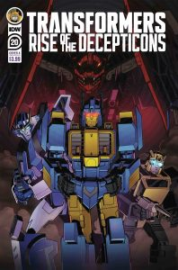 Transformers #20 (2020)