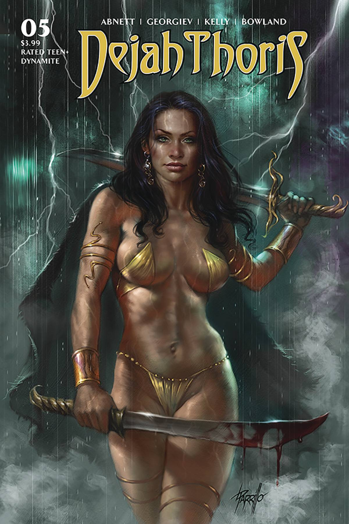 Dejah Thoris #5 (2020)